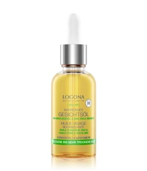 Logona Bio-Avocado & Bio-Inca Inchi Öl Vitalisierend Gesichtsöl für Damen