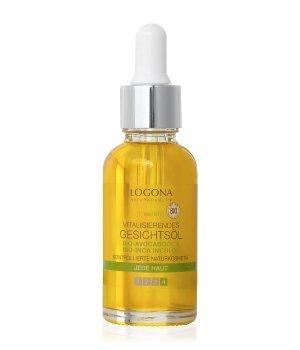 Logona Bio-Avocado & Bio-Inca Inchi Öl Vitalisierend Gesichtsöl für Damen und Herren