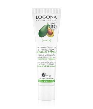 Logona Bio-Avocado & Vitamin E Zellerneuernd Gesichtscreme für Damen und Herren
