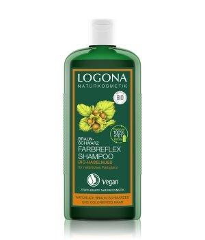 Logona Bio-Haselnuss Farbreflex Haarshampoo für Damen