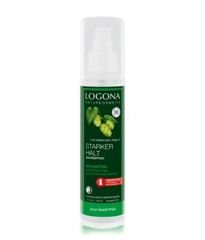 Logona Bio-Hopfen Starker Halt Haarspray für Damen