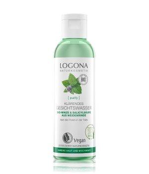 Logona Bio-Minze & Salicylsäure Klärend Gesichtswasser für Damen und Herren