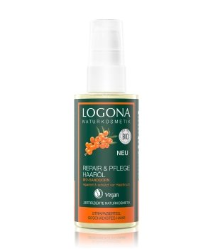 Logona Bio-Sanddorn Repair & Pflege Haaröl Haaröl