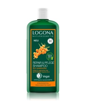 Logona Bio-Sanddorn Repair & Pflege Shampoo Haarshampoo