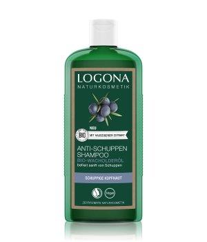 Logona Bio-Wacholderöl Anti-Schuppen Haarshampoo für Damen