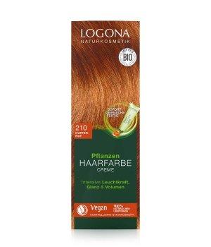 Logona Color Creme Kupferrot Haarfarbe für Damen