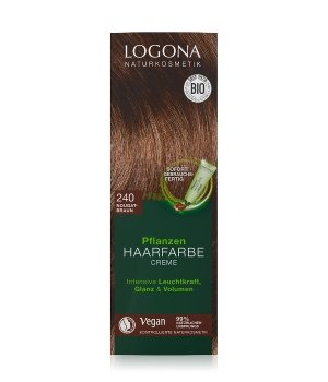 Logona Color Creme Nougatbraun Haarfarbe für Damen