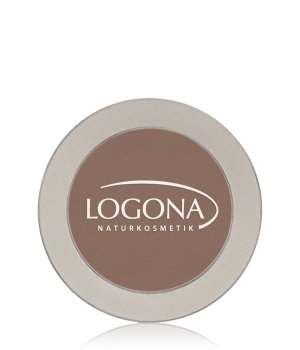Logona Eyeshadow Mono Lidschatten 2 g Nr. 02 - Chocolate