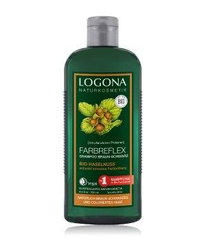 Logona Bio-Haselnuss Farbreflex Haarshampoo für Damen und Herren