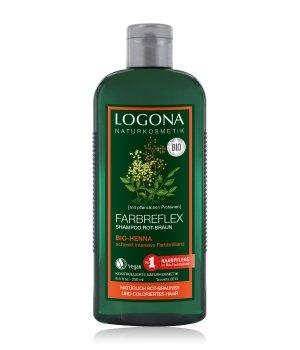 Logona Bio-Henna Farbreflex Haarshampoo für Damen und Herren