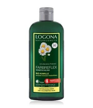 Logona Bio-Kamille Farbreflex Haarshampoo für Damen und Herren