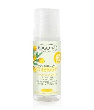 Logona Lemon & Ingwer  Deodorant Roll-On für Damen und Herren