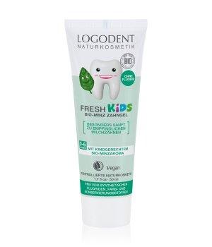 Logona  Logona Fresh Kids Bio-Minz Zahngel ohne Fluorid Zahnpasta