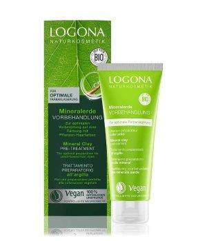 Logona Mineralerde Vorbehandlung Haarfarbe für Damen und Herren