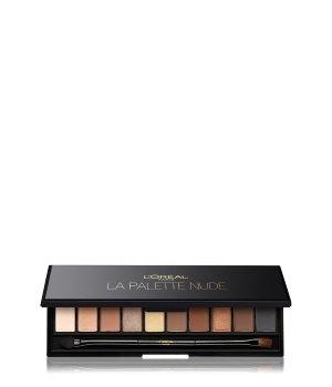 L'Oréal Paris Color Riche La Palette Nude Lidschatten Palette für Damen