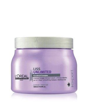 L'Oréal Professionnel Serie Expert Liss Unlimited Haarmaske für Damen und Herren