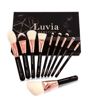 Luvia Essential Brushes Expansion Set - Black Diamond Pinselset für Damen