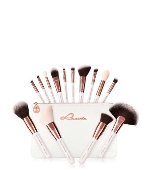Luvia Essential Brushes Feather White Pinselset für Damen
