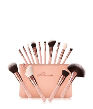 Luvia Essential Brushes Rose Golden Vintage Pinselset für Damen