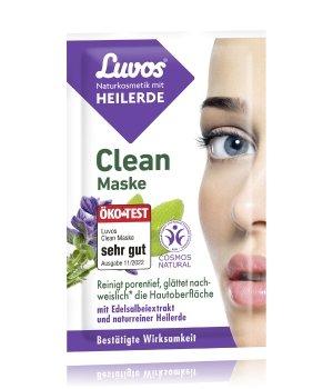 Luvos Pflege Clean Gesichtsmaske