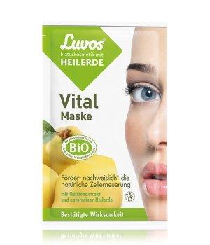 Luvos Naturkosmetik  Luvos Naturkosmetik Creme-Maske Vital mit Quittenextrakt Maske