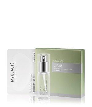 M2 BEAUTÉ Ultra Pure Solutions Hybrid Second Skin Eye Mask Collagen Augenpads für Damen und Herren