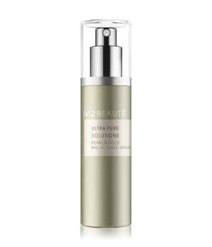 M2 BEAUTÉ Ultra Pure Solutions Pearl & Gold Facial Nano Spray Gesichtsspray für Damen und Herren