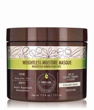 Macadamia Professional Weightless Moisture  Haarmaske für Damen und Herren