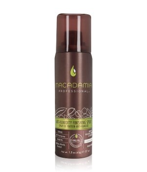 Macadamia Professional Anti-Humidity Finishing Spray  Haarspray für Damen und Herren