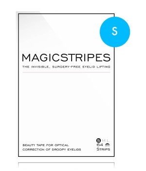 Magicstripes Eyelid Lifting Stripes Small Augenlid-Tape für Damen und Herren