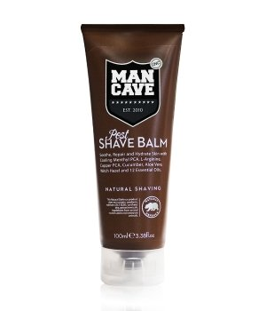 ManCave Post Shave Balm  After Shave Balsam für Herren