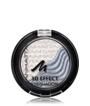 Manhattan 3D Effect Lidschatten Palette für Damen