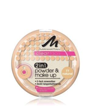 Manhattan Clearface 2in1 Powder & Make Up Kompaktpuder für Damen