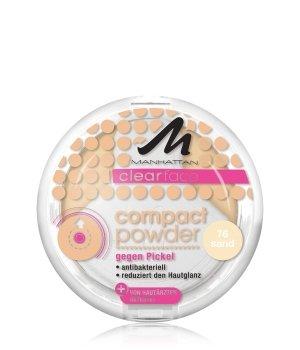 Manhattan Clearface  Kompaktpuder für Damen