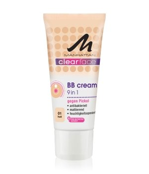 Manhattan Clearface 9 in 1 BB Cream für Damen