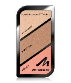 Manhattan Contouring Kit  Rouge für Damen