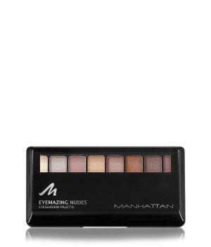 Manhattan Eyemazing Nudes Lidschatten Palette für Damen