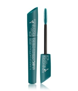 Manhattan Go4BigLashes Waterproof Mascara für Damen