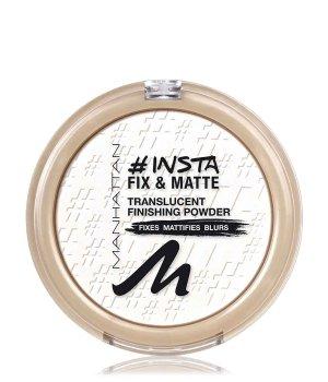 Manhattan Insta Fix & Matte  Fixierpuder für Damen