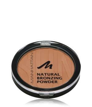 Manhattan Natural Bronzing Powder Bronzingpuder für Damen