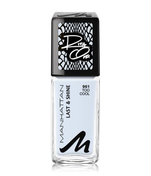 Manhattan Rita Ora Collection Last & Shine Nagellack für Damen