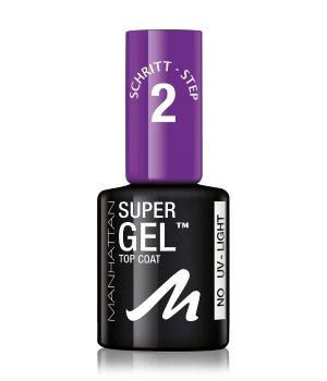 Manhattan Super Gel Top Coat Nagelüberlack für Damen