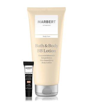 Marbert Bath & Body BB Lotion & DD Cream Körperpflegeset für Damen
