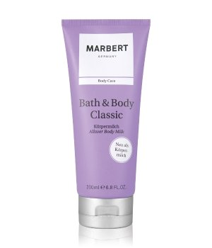 Marbert Bath & Body Classic Body Milk für Damen