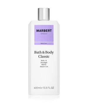 Marbert Bath & Body Classic Duschgel für Damen