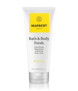 Marbert Bath & Body Fresh Bodylotion für Damen