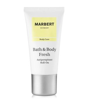Marbert Bath & Body Fresh Deodorant Roll-On für Damen