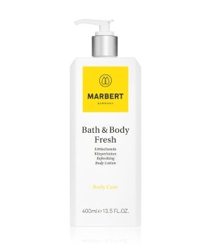 Marbert Bath & Body Fresh Refreshing Bodylotion für Damen