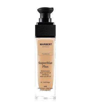 Marbert SuperMatPlus  Flüssige Foundation für Damen