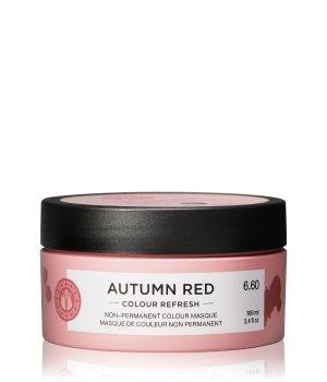 Maria Nila Colour Refresh Autumn Red 6.60 Farbmaske für Damen und Herren